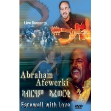 Abrham Afworki Farewell