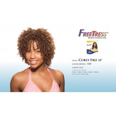 FreeTress Curly Fro 10''