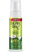 Ors OIive Oil Hold & Shine Wrap/Set Mousse 207ml