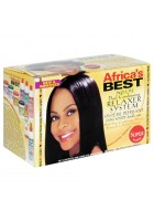 Africa's Best No-Lye Dual Conditioning Relaxer System Super