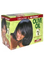 Organic Root Stimulator Olive Oil Built-In Protection No Lye Relaxer System Normal
