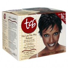TCB No Lye No Mix Relaxer Kit (Coarse)