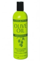 Organic Root Salon Olive Oil Neutralizing Shampoo