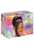 1-Lusters PCJ Pretty-N-Silky No-Lye Conditioning Creme Relaxer-Childrens super