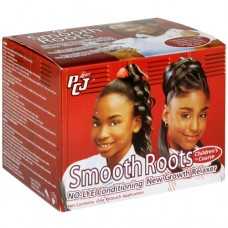 1-Lusters PCJ Smooth Roots No-Lye Conditioning New Growth Relaxer-super