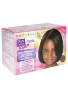 Softsheen-Carson Dark And Lovely Beautiful Beginnings Kids No-Mistake Nourishing No-Lye Creme Relaxer Kit Normal to Coarse Hai