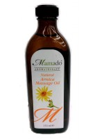 Mamado Aromatherapy Natural Arnica Message OIl 150ml