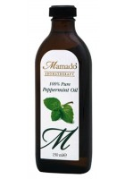 Mamado Aromatherapy 100% Pure Peppermint Oil 150ml